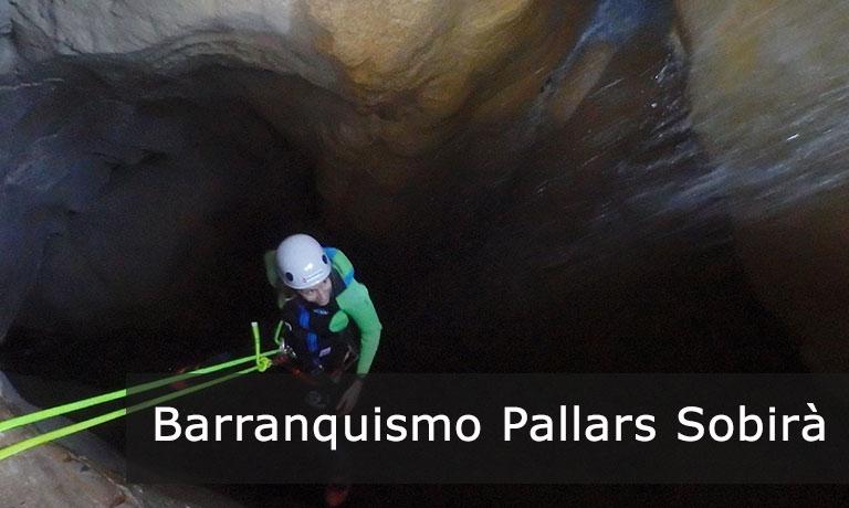 Barranquismo Pallars Sobirà