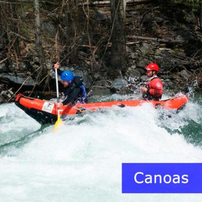 Canoas-Noguera-Pallaresa