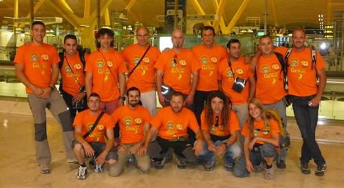 video canyoning – Expedicion Gotca 2010 Barrancos en Perú